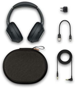 Sony WH-1000XM3 Lieferumfang